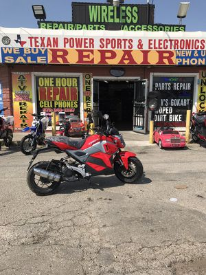 49cc automatic icebear moped sporty for Sale in Dallas, TX