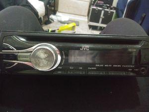 JVC Car Audio Reciever for Sale in Wichita, KS