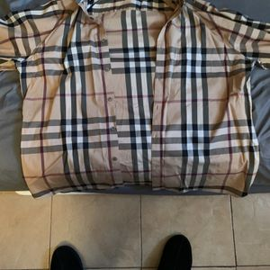Burberry Button Up for Sale in Philadelphia, PA