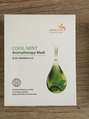 Aroma Yong Cool Mint Face Masks for Sale in Los Angeles, CA