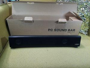VIPEX Desktop Computer Speakers for Sale in Rossville, GA