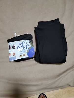 Moby wrap baby carrier for Sale in Redmond, WA