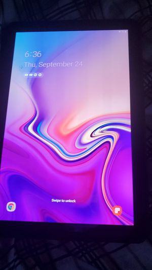 Samsung galaxy tab s 4 perfect condition and case for Sale in Modesto, CA