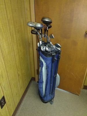 Ben Hogan Titleist golf clubs with bag for Sale in Dornsife, PA