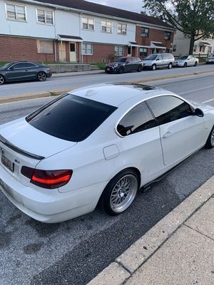 BMW 328i 2008 m 119.000 miles 12k no problems Looking for trades to with some cash for Sale in CHSTNT HL CV, MD