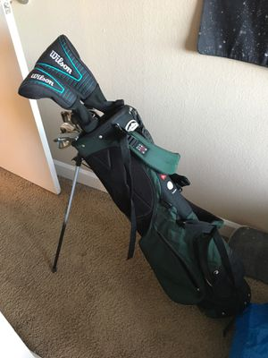 Wilson Profile High Launch Golf Clubs for Sale in Denver, CO