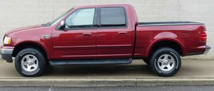 2001 FORD F150 BURGUNDY for Sale in Beltsville, MD