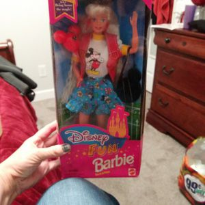 Disney Fun Barbie 3rd Edition Special Edition Collection for Sale in Citrus Heights, CA