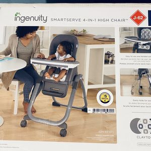 High Chair 4in1- BRAND NEW for Sale in North Andover, MA