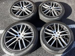 "19"" Maserati Wheels for Sale in Garrison, MD"