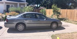 2006 Chevy Impala automatic for Sale in Lynnwood, WA