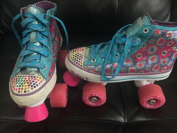 Twinkle toes roller skating #2 gently used
