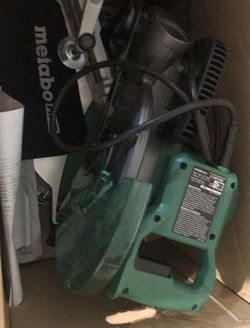 Metabo HPT Miter Saw Tools for Sale in North Las Vegas,  NV
