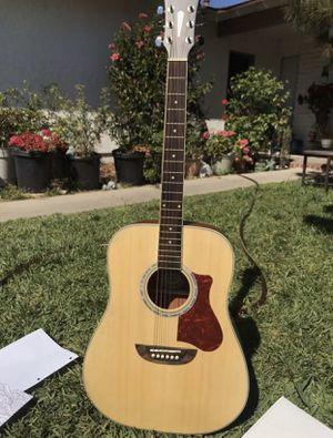 Acoustic Guitar (brand: orange wood) for Sale in Cerritos, CA