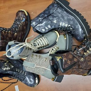 Lv boots for Sale in Brooklyn, NY