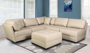 WE ARE OPEN! NO CREDIT NEEDED FINANCING! COMFY SECTIONAL WITH OTTOMAN! SAME DAY DELIVERY! for Sale in Tampa, FL