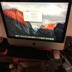 "Imac 24"" for Sale in Tijuana,  MX"