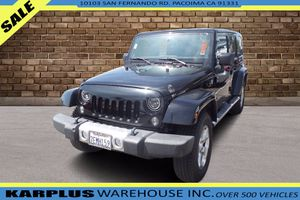 2014 Jeep Wrangler Unlimited for Sale in Van Nuys, CA