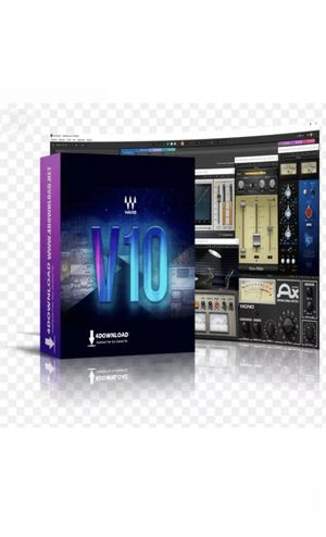 Waves Complete v10 Windows 64 Bit for Sale in Los Angeles, CA