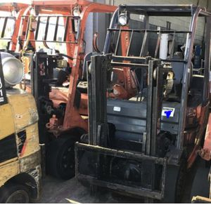 2007 Toyota forklift 5000lbs Capacity for Sale in Houston, TX