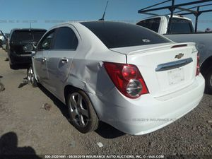 2014 Chevy sonic for parts for Sale in Phoenix, AZ