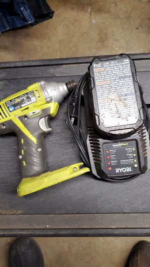 Ryobi 18v impact for Sale in Saginaw, OR