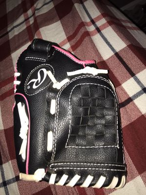 Girls baseball glove for Sale in Darnestown, MD