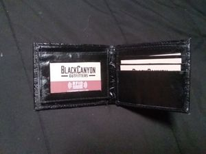 Black Canyon Outfitters leather wallet for Sale in Spokane, WA