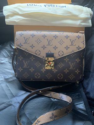 Designer Monogram Crossbody Bag (Excellent Quality) for Sale in Tampa, FL
