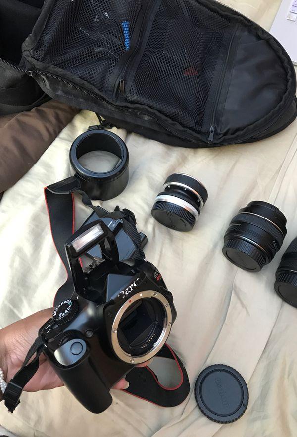 Canon EOS T3 Rebel