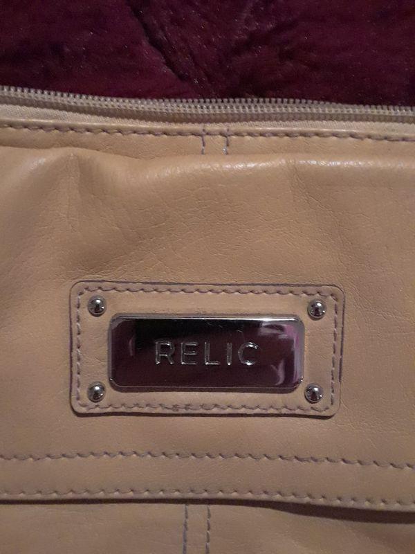 Relic hobo bag