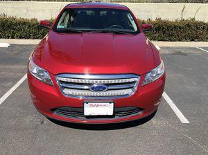 2012 Ford Taurus for Sale in El Cajon, CA