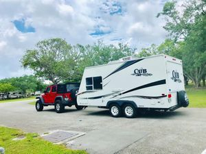 Let's go camping on a cub rv for Sale in Miami, FL