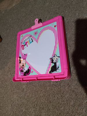Writing toy board for Sale in Denville, NJ