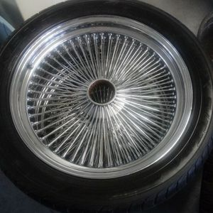 22 In Wire Wheels for Sale in Kissimmee, FL