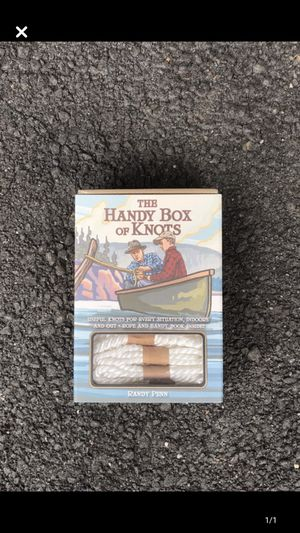 The Handy Box of Knots for Sale in Charlottesville, VA