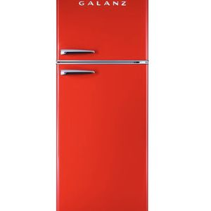 12 Cubic Food Galanz Refrigerator - 4 Months New for Sale in Bakersfield, CA