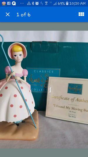 Toy Story Bo Peep Disney Collectible for Sale in Mesa, AZ