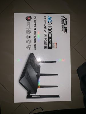 ASUS AC3100 - Router USED for Sale in Miami, FL