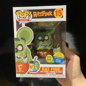 Rat fink funko pop for Sale in Dallas, TX