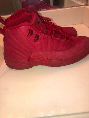 Slightly Worn Jordan 12's Gym Reds for Sale in Fort Worth, TX