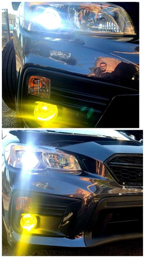 HIDs or LEDs lights complete kits (headlights or fog lights) $25 for Sale in Los Angeles, CA