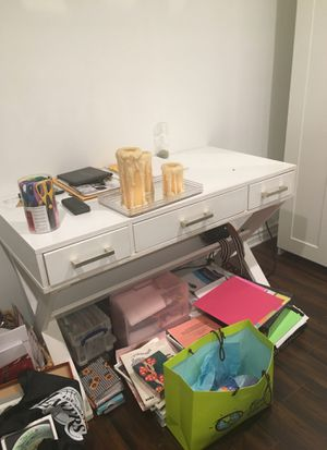 Desk from ikea for Sale in Los Angeles, CA