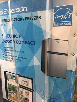 Tow door refrigerator new new for Sale in Norfolk, VA