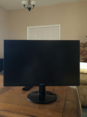 Acer monitor 1080p 60hz for Sale in Dunedin, FL