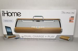 New iHome Dual charge + Play for Sale in Kissimmee, FL