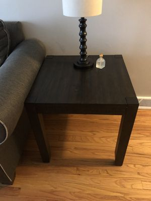 Two side tables for Sale in Oak Brook, IL