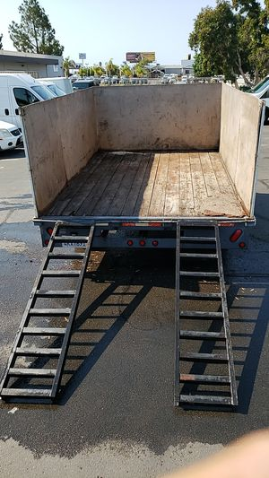Flat Utility trailer for Sale in San Diego, CA