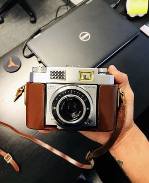 Zeiss Ikon Contina vintage 35mm film camera for Sale in Austin, TX