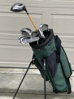 Golf Clubs And Golf Bag for Sale in Long Beach,  CA